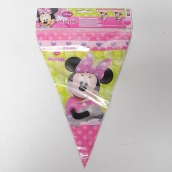 Girlanda Disney Vlajky Minnie