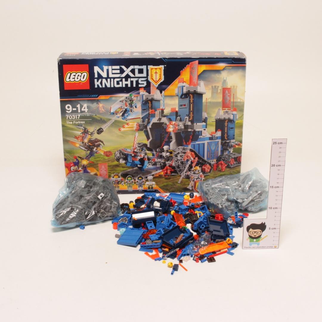 Stavebnice Lego 70317 Válcovací hrad