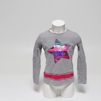 Dívčí tričko Desigual LEICESTER