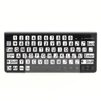Bezdrátová klávesnice Genius Luxepad A9000