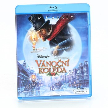 Blu-ray film Magic box Vánoční koleda