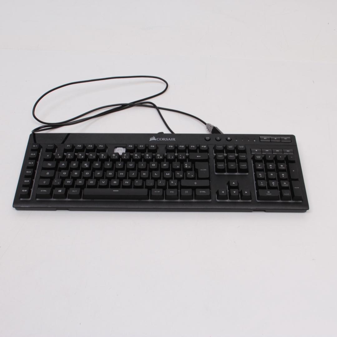 Herní klávesnice Corsair K55