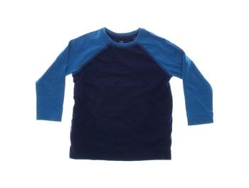 Dětské tričko Lupilu černomodré