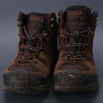 Pánské boty Aigle T1915 trekingové