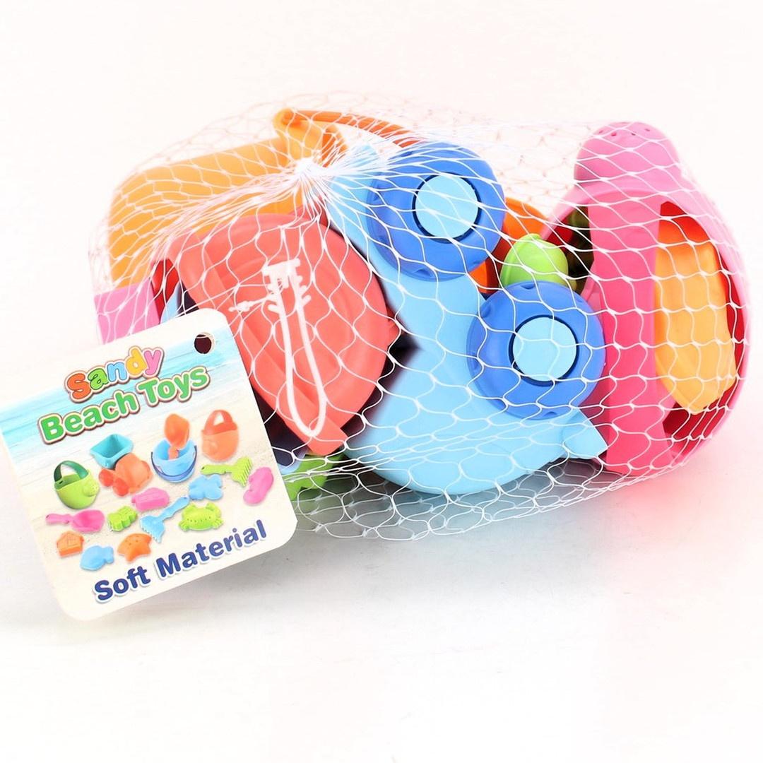 Plastové hračky na písek Yimore