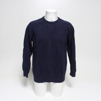 Dámský svetr Pull & Bear modrý, vel. 38