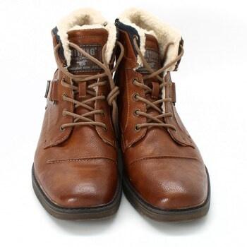 Pánská zimní obuv Mustang 4118-603 vel.42