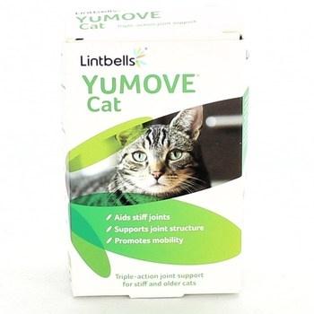 Doplněk stravy pro kočky Lintbells YuMOVE Cat