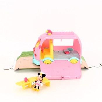 Autíčko IMC Minnie's Sweets and Candies Van