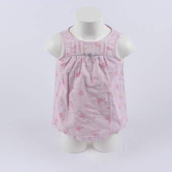 80502df13903 Dětské šaty Next růžové s růžemi