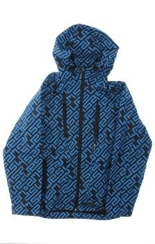 Dívčí bunda Sam modré barvy
