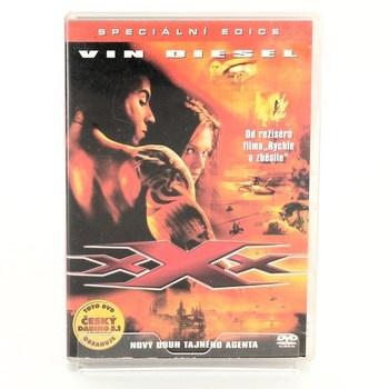 DVD film Vin Diesel: xXx