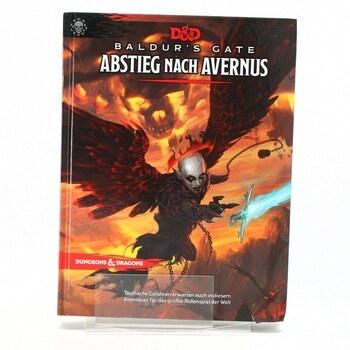 Kniha Dungeons & Dragons Baldur's Gate