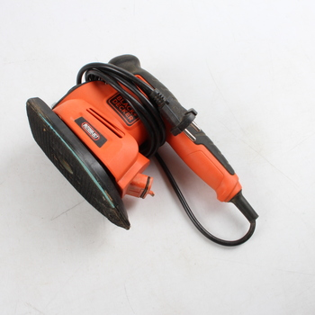Vibrační bruska Black Decker KA280