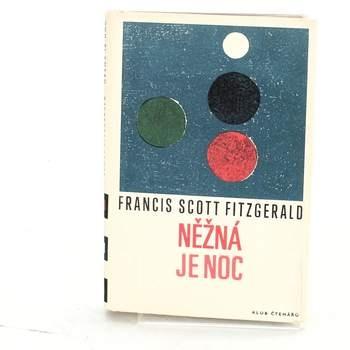 Kniha Něžná je noc Francis Scott Fitzgerald