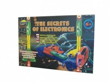 Stavebnice Dromader Tajemství elektroniky