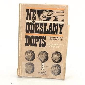Kniha Vladislav Štěpánek: Neodeslaný dopis
