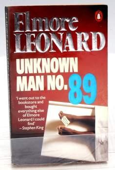 Kniha Elmore Leonard: Unknown No. 89