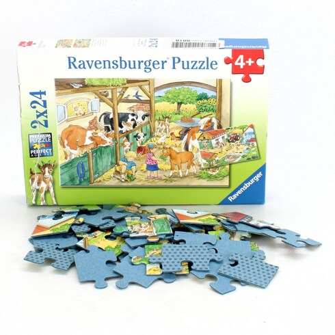 Dětské puzzle Ravensburger 09195