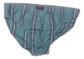 Pánské slipy 7Days Bodywear zelené