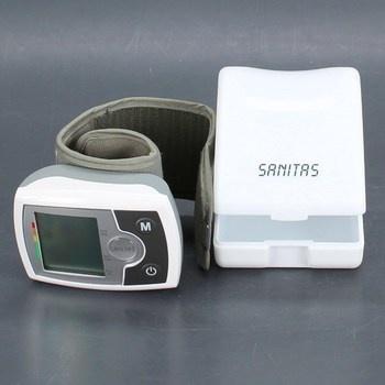 Tlakoměr Sanitas na zápěstí SBM 03