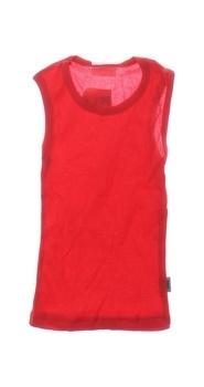 Dívčí tričko Jitex červené