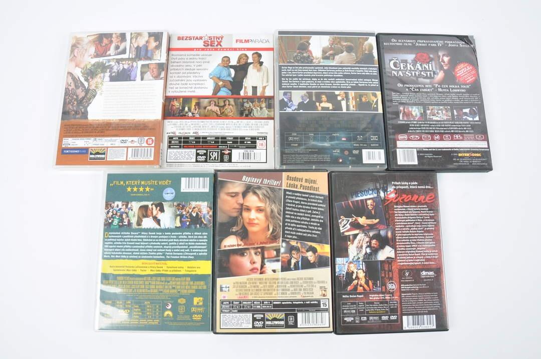Sada DVD - Miluj mě! ...prosím, Candy, Suzonne