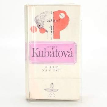 Kniha Recept na štěstí Marie Kubátová