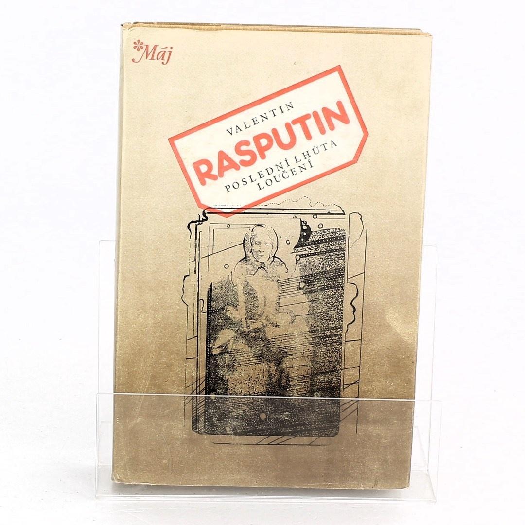 V. Rasputin: Poslední lhůta, Loučení