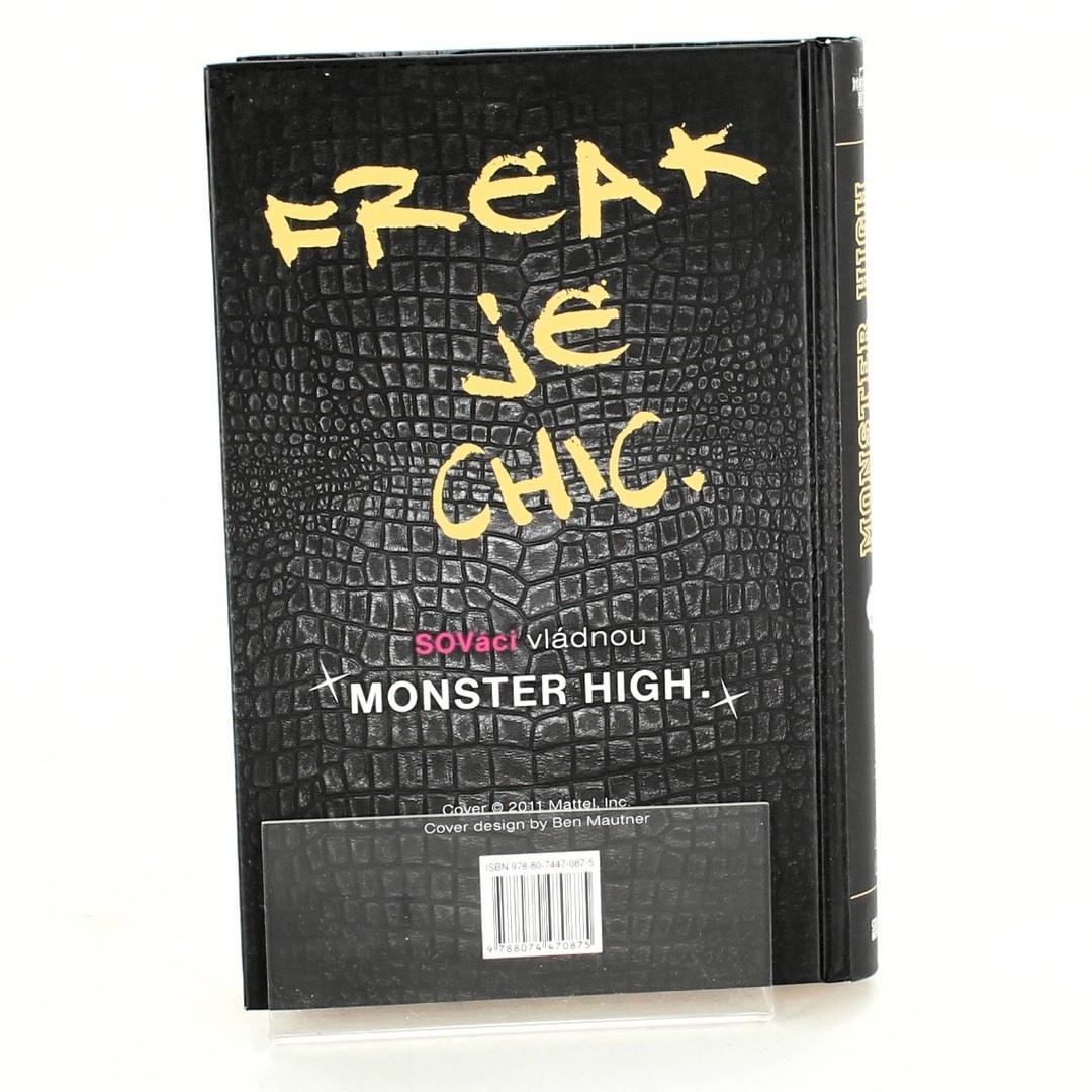 L. Harrisonová: Monster high,můj soused Ghúl