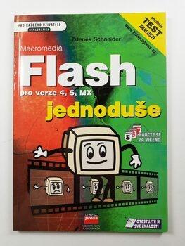 Macromedia Flash jednoduše pro verze 4, 5, MX