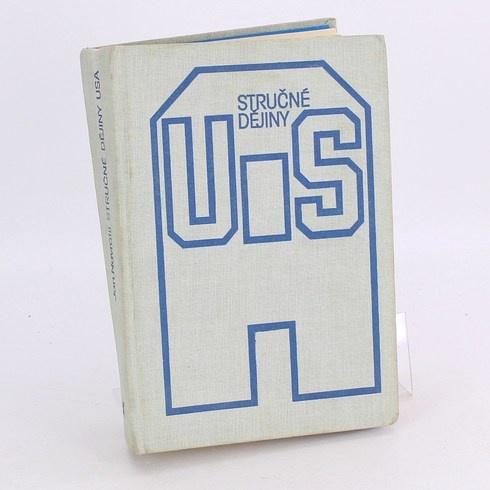Kniha Jan Navrátil: Stručné dějiny USA