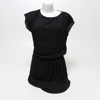 Dámské lehké šaty Esprit černé