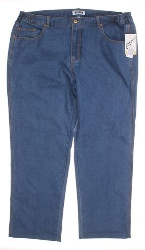 Pánské džíny WISENT modré barvy