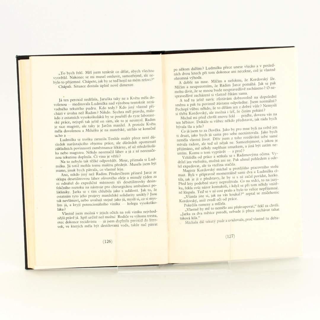 Kniha Zkouška kvality Milena Brůhová