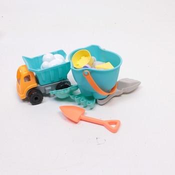 Plastové hračky na písek Balnore