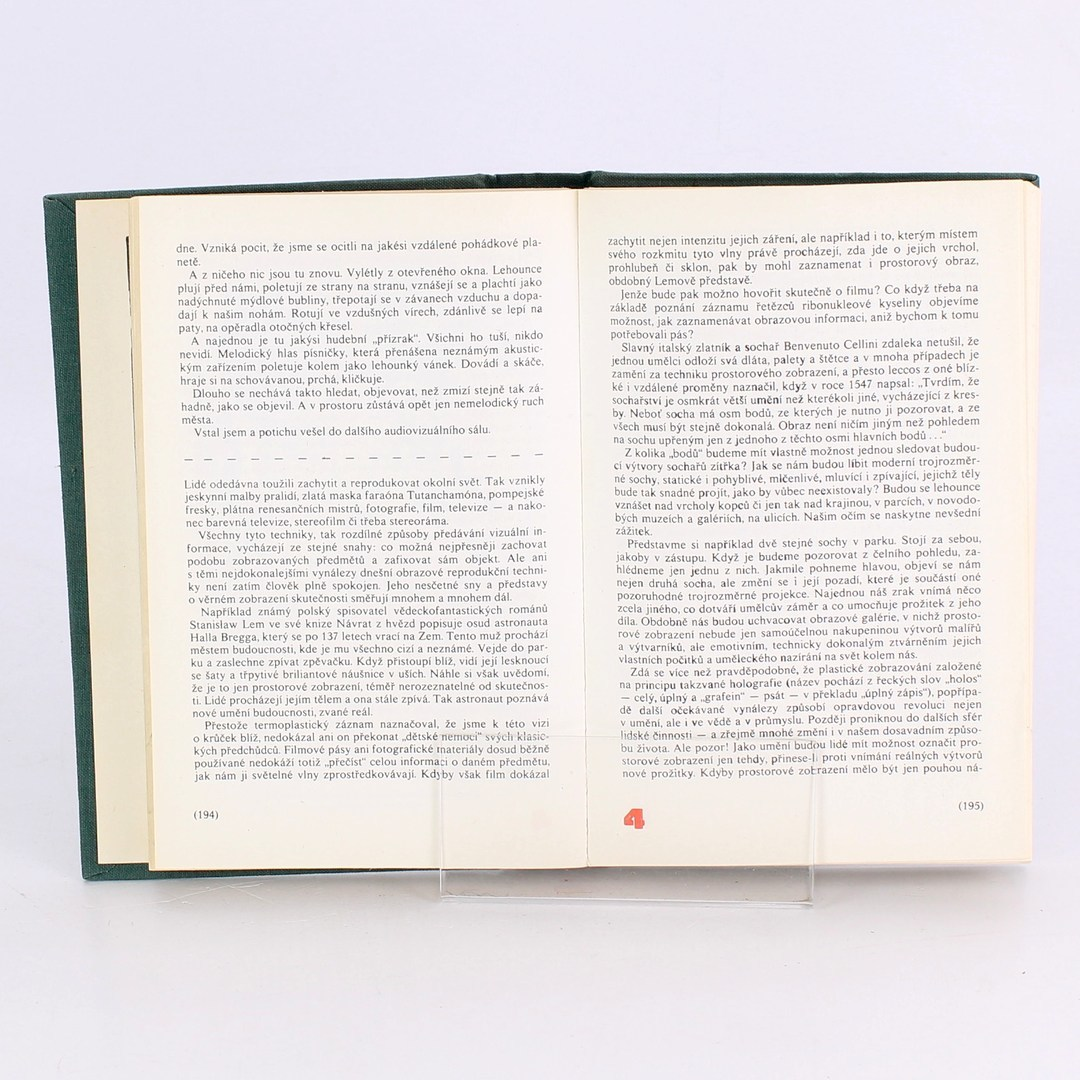 Kniha Na prahu neznámých světů