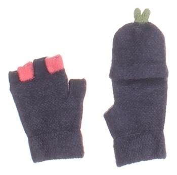 Dětské rukavice modré 104 prstové palcové