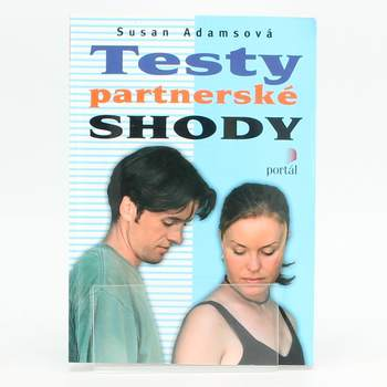 Kniha Testy partnerské shody
