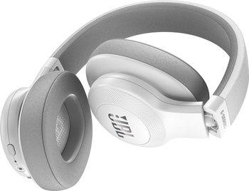 Bezdrátová sluchátka JBL E55BT White