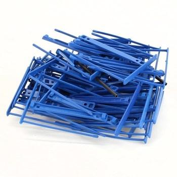 Klipsy na spisy Bankers Box 0089801 50 kusů