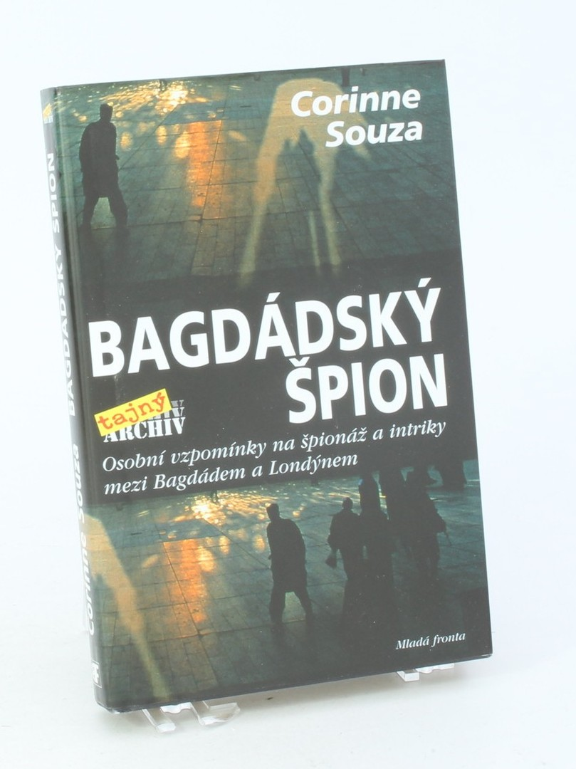 Kniha Corinne Souza: Bagdádský špión