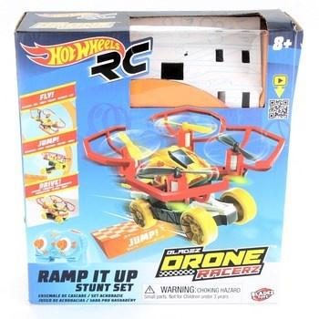 Dětská hračka Hot Wheels RC Gladez Drone