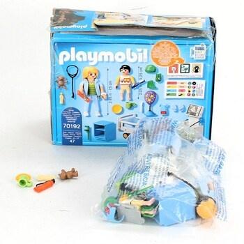 Stavebnice nemocniční pokoj Playmobil 70192