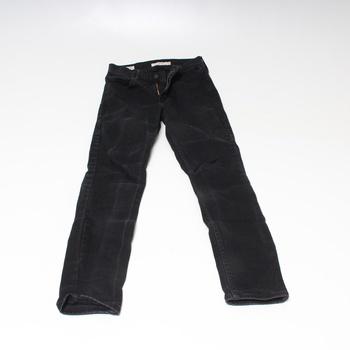 Dámské černé džíny Levi's
