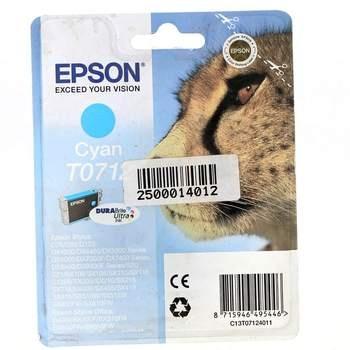 Inkoustová cartridge Epson T0712