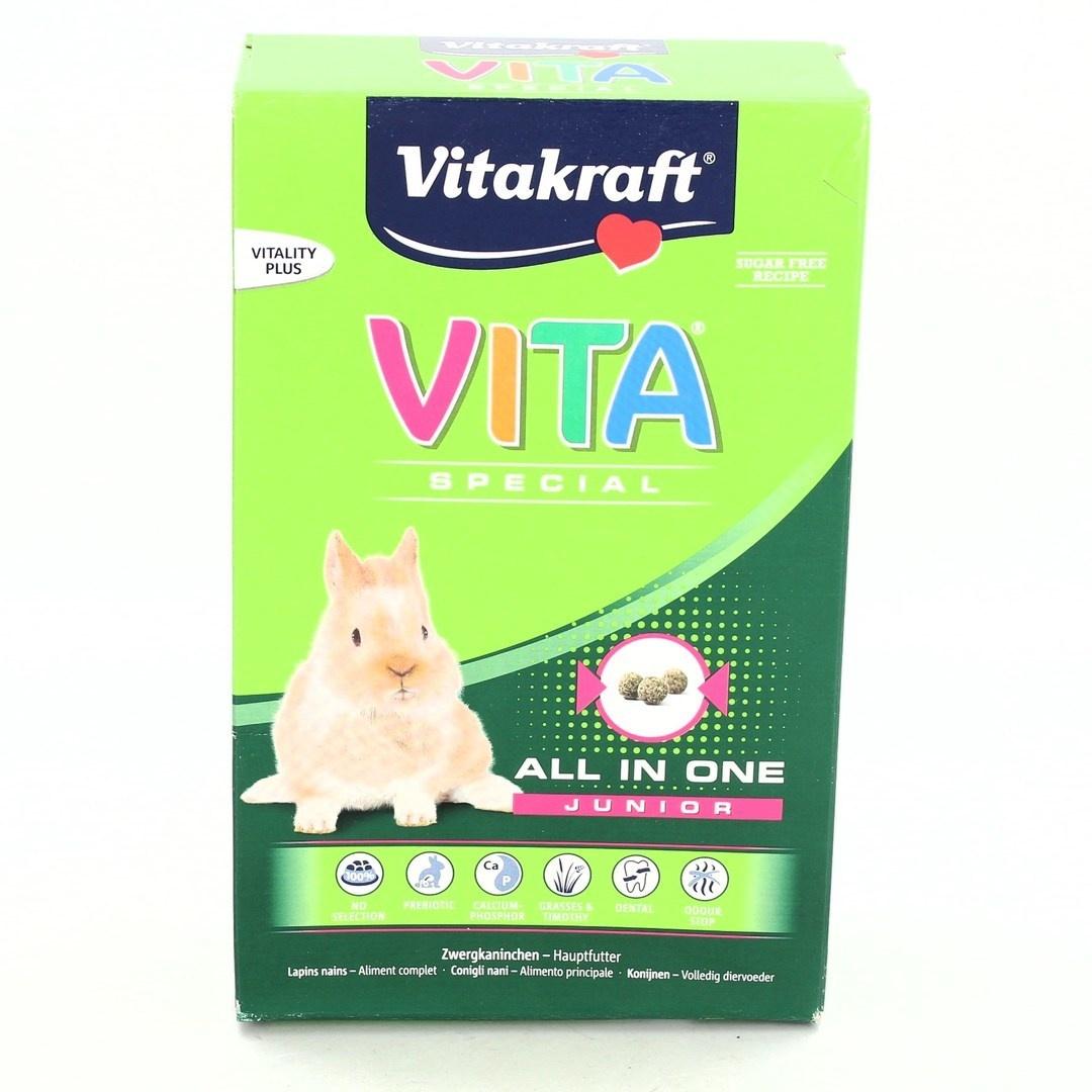 Krmivo pro králíky Vitakraft Vita Special