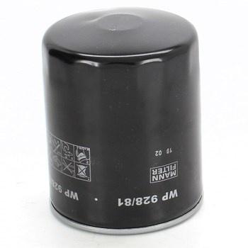 Olejový filtr Mann Filter WP928/81