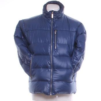 Pánská zimní bunda Calvin Klein modrá