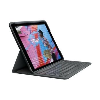 Pouzdro s klávesnicí Logitech Slim Folio 7th